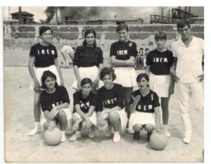 Baloncesto: Un equipo femenino de baloncesto