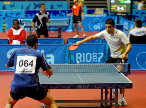 Tenis de mesa - Rio 2007