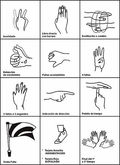 las 15 reglas del bolibol