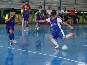 Reglamento de Fútbol de salón