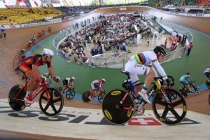 Campeonato del Mundo de Ciclismo de Pista, Cali 2015